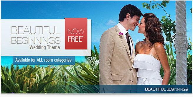 Sandals Resorts Free Wedding