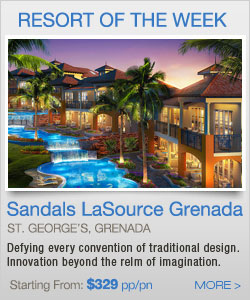 Sandals Grande Riviera Resort, Sandals Resorts