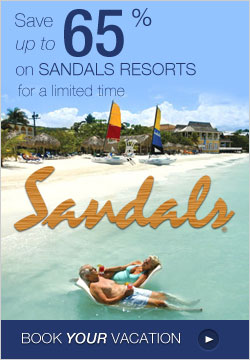 Save 65% on Sandals