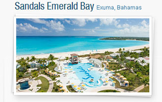 Sandal Resorts - Sandals Emerald Bay