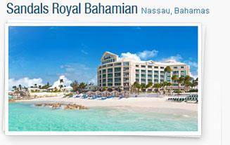 Sandal Resorts - Sandals Royal Bahamian