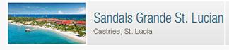 Sandal Resorts - Sandals Grande St. Lucian