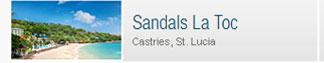 Sandal Resorts - Sandals La Toc