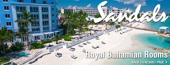 Sandals Royal Bahamian Rooms Royal Bahamian Rooms Bahamian Royal Sandals Rooms Sandals roedBWCx