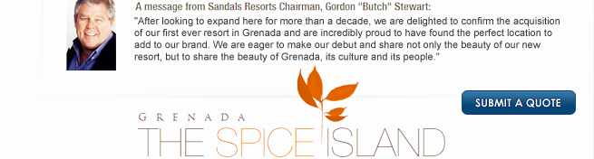 Sandals LaSource Grenada Resort and Spa, Sandals Resorts, Sandals Luxury Included Resorts